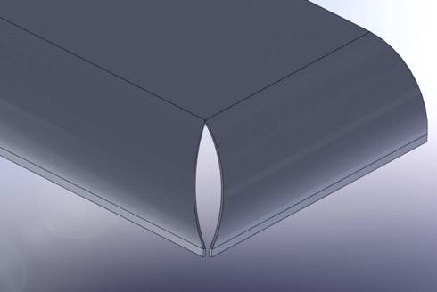 NASWUG • View topic - Can't form beveled corner in sheet